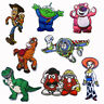 Toy Story Iron Sew On Patch Badge Motif Kids Clothing Applique Craft