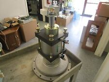 CKD Model: SCS-LND-00-140B-69-R0-D-HL17852 Cylinder.  Gently Used Good Stock. <