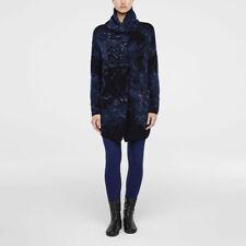 Cardigan bleu Sarah Pacini neuf robe assortie en vente