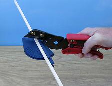 Expo 74365 hand held mitre guillotine-modèle idéal bateau planche cutter-T48 post