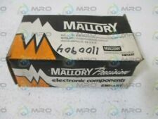 Mallory Opn7X60 Capacitor * New In Box *