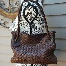 FALOR woven handbag  Made in Italy
