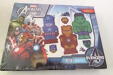 Marvel Avengers Assemble 4000 Plastic Beads To Put Together Your Favorite Hero
