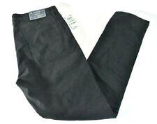 American Rag Cie Mens Jeans New 34 x 32 Black Slim Fit Sits Below Waist Ripped