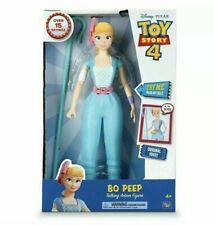 Disney Pixar Toy Story 4 Bo Peep Talking Action Figure Doll Brand New