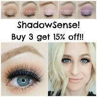GOOB SALE!!! Shadowsense Eye Shadow! SeneGence Waterproof, Smudge Proof Makeup!!
