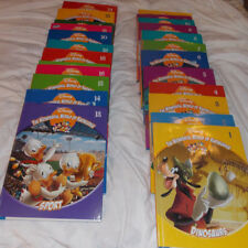 Disney, 'The Wonderful World of Knowledge' Complete set of 24 HB books