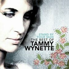 Tammy Wynette - Stand By Your Man - NEW CD - Best Of / Greatest Hits Collection