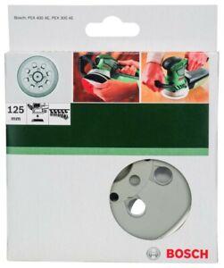 Bosch Schleifteller Weichgummi soft-grau für PEX 300 AE/400 AE, 125 mm