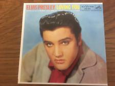 "Elvis Presley ""Loving You"" NEW CD RCA Replica Mini LP Card Sleeve (Bonus Track)"