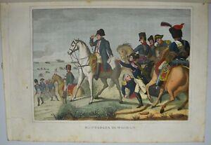 OFFERTA!!! - STORIA DI NAPOLEONE - fig. 1843 - 3 VOLUMI - 37 TAVOLE COLORATE