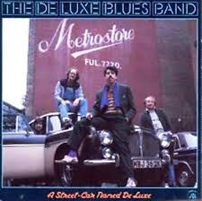 The De Luxe Blues Band – A Street Car Named De Luxe; Appaloosa – AP 020