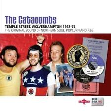 CLUB SOUL VOL 3 THE CATACOMBS Various NEW & SEALED NORTHERN SOUL CD (CHARLY) R&B