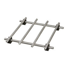 IKEA Small Lamplig Stainless Steel Trivet Pot Pan Stand 18 X 18cm