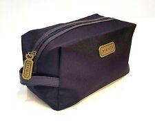 ARAMIS CLASSIC BROWN MENS WASH BAG  / TOILETRY BAG FOR TRAVEL