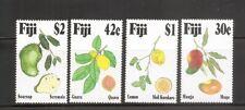 Fiji SC # 698-701 Tropical Fruits . MNH