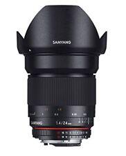 Samyang 24mm F/1.4 ed AS UMC Wide-angle Lens Sony e Mount PP