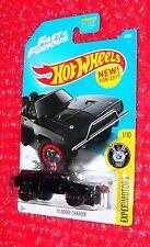 Hot Wheels Experimotors '70 DODGE CHARGER #4  DTW97-D9B0A  A Case FastandFurious