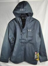Under Armour Infrared PORTER JACKET Storm Coldgear 3-in-1 System GREY Mens M NEW