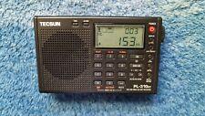 Tecsun Pl-310ET Weltempfänger Kurzwellenradio, DSP, 10-er Tastatur, Display