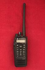 Motorola XPR6550 Mototrbo VHF 136-174mhz digital DMR Radio AAH55JDH9LA1AN