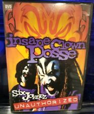 Insane Clown Posse - Six Jokerz Unauthorized Documentary DVD twiztid icp
