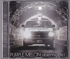 Purple Melon - Henry's Rocket (Audio CD - 2012) NEW