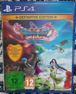 Dragon Quest XI S - Definitive Edition, Playstation 4, sehr guter Zustand