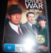 Foyle's Foyles War Series 8 The Cold War Files (Australia Region 4) DVD - New