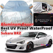 Suit Subaru BRZ water proof car cover dust UV Aluminum car cover BRZ car cover