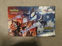 Pokemon Omega Ruby & Alpha Sapphire Double Sided 11X 17 Promo Video Game Poster