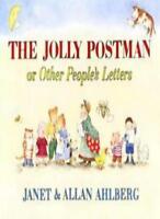The Jolly Postman,Allan Ahlberg, Janet Ahlberg