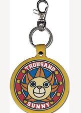 One Piece Thousand Sunny Keychain Key Chain Anime Manga AUTHENTIC LICENSED NEW