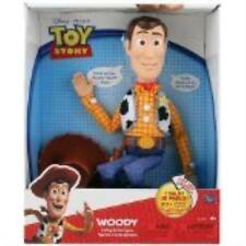 "Disney Toy Story Woody 16"" Pull String Talking Sheriff Cowboy Action Figure Doll"