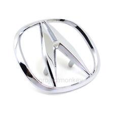 """OEM Honda 94-01 Acura Integra Front Bumper Chrome """"A"""" Emblem Badge Genuine USDM"""