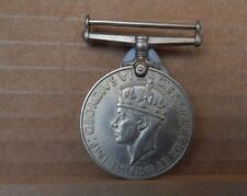 WW2 British War Medal 1939 - 45 Genuine Medal Without Ribbon