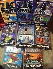 Zac Power - Pb Book X 8