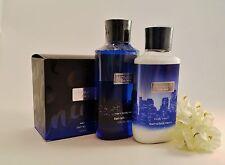 Bath & Body Works  * MIDNIGHT *  3 Piece Men's Cologne Spray, Body Lotion & Wash