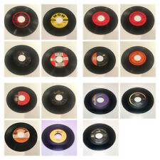 Supremes/Jimmy Dean/Petula Clark/Perry Como Vintage *Set of 15* 45 Vinyl Record
