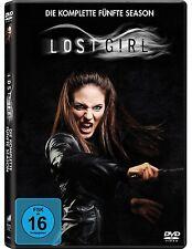 Lost Girl Season 5 [4 DVDs] NEU DEUTSCH Die komplette fünfte Staffel DVD Series