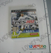 PES 2012 -  PS3 PLAYSTATION 3 - PAL - gioco in italiano