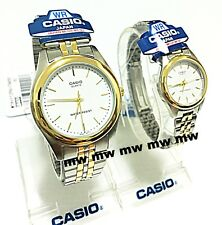 CASIO ANALOG DRESS COUPLE LOVER PAIR WATCH MTP/ LTP-1129G-7A Valentine Gift NEW