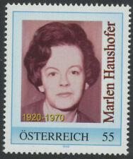 PM 100. Geburtstag -  Marlen Haushofer - Schriftstellerin - Molln ** pf0375