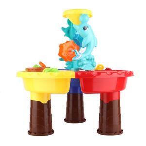 Children Play Table Rain Showers Splash Water Table Summer Sea Waterpark 22Pcs