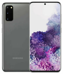 Samsung Galaxy S20 5G SM-G981U - 128GB - Cosmic Gray (Unlocked) (Single SIM)