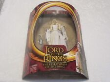 Toy Biz Lord of the Rings LOTR Fellowship of the Ring Galadriel Lady of Light