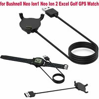 Replace USB Charging Cable for Bushnell Neo Ion1 Neo Ion 2 Excel Golf GPS Watch