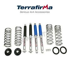 """New Land Land Rover Discovery Coil Spring Conversion Kit with 2"""" Lift Terrafirma"""