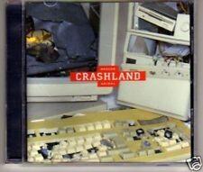 (A696) Modern Animal, Crashland - new CD