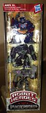TRANSFORMERS ROBOT HEROES Rotf Christmas Xmas Limited Release 3 Pack Optimus